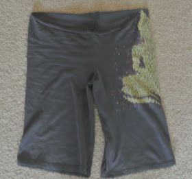 Kira's Sewing Projects: Updated Yoga Pants From Old T-Shirts Tutorial