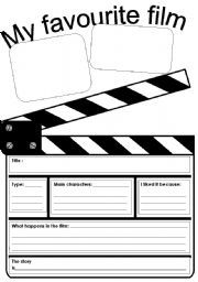 Hollywood Week free cinema worksheets vocabulary for kids - Cerca amb Google