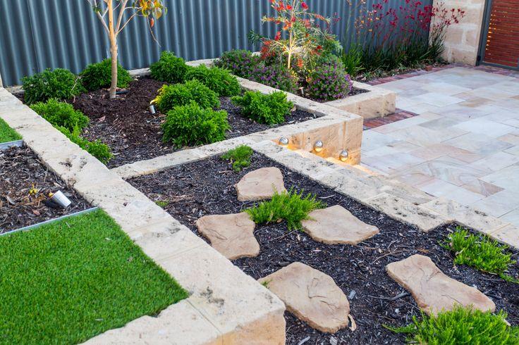Garden Paving   Revell Landscaping Perth