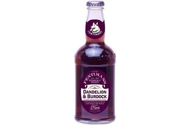 Dandelion and Burdock cocktails to be served