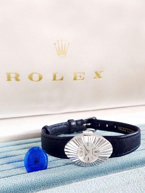 ROLEX(ロレックス)カメレオン アーモンド ホワイトゴールド