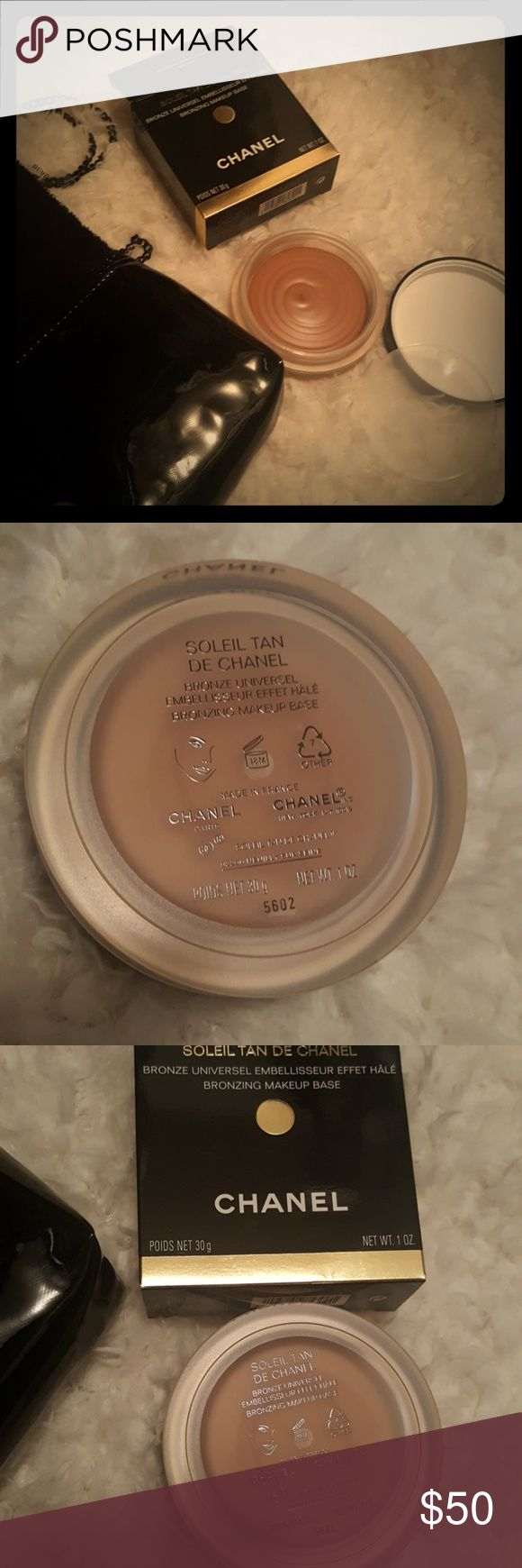 Brand new  Soleil Tan de Chanel Bronzer Brand new Soleil Tan de chanel bronzing makeup base CHANEL Makeup Bronzer