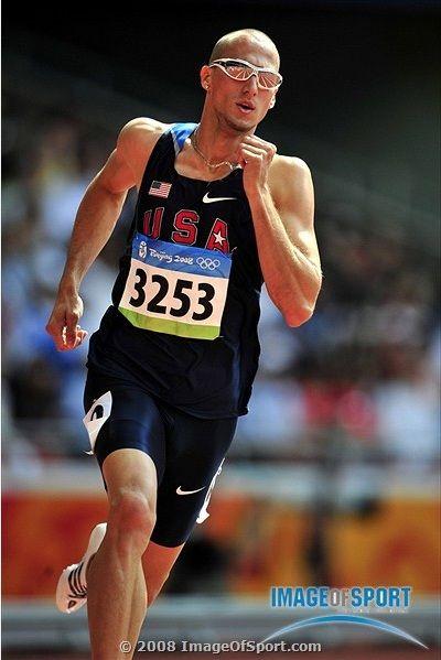 Jeremy Wariner Beijing Olympics 2008