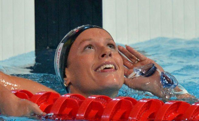 Federica Pellegrini oro nei 200 stile libero agli Europei di nuoto