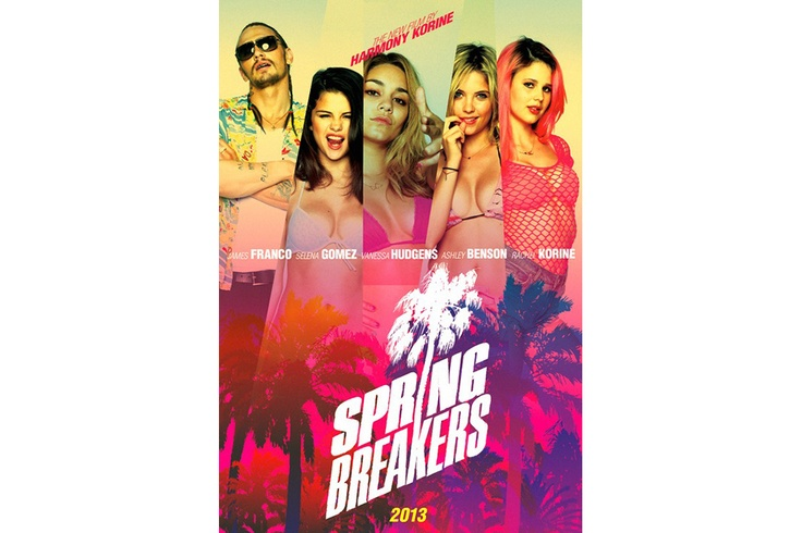 """Spring Breakers"" Promo Photos featuring Selena Gomez, Vanessa Hudgens, Ashley Benson & Rachel Korine"