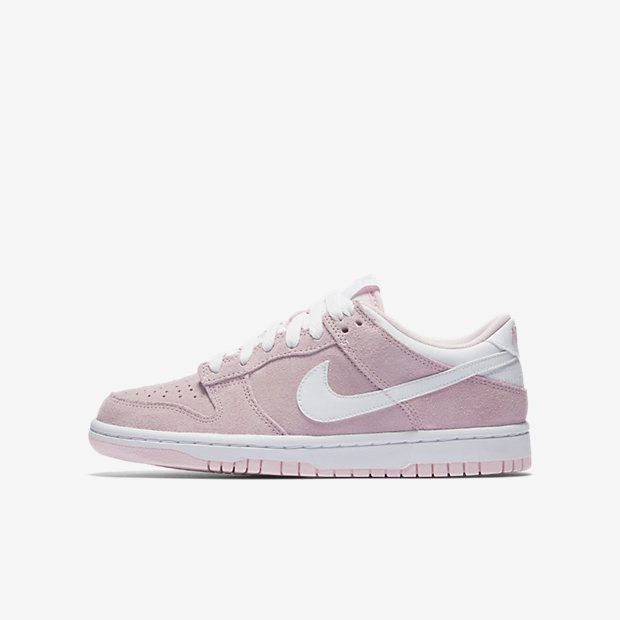 Chaussure Nike Dunk Low pour Fille