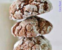 Gluten-Free Chocolate Snowball Cookies - ooey gooey, and like little ...
