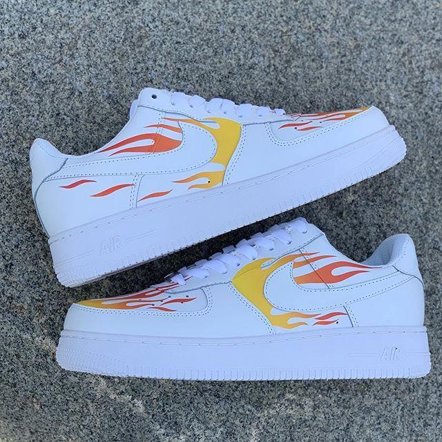 Drip Creationz | Custom nike shoes, Nike shoes air force ...