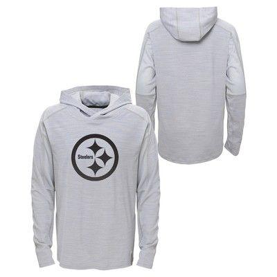 Activewear Sweatshirt NFL Pittsburgh Steelers Team Color XL, Boy's