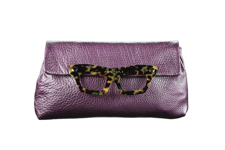 Little Lucy Purple #bag #clutch #eyeglasses #sunglasses
