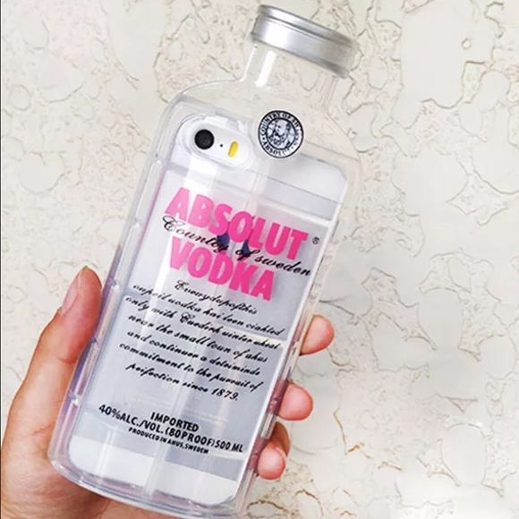 ✨Pink Absolut Vodka iPhone 6/6s Case✨ ✨BRAND NEW✨ Pink Absolut Vodka iPhone 6/6s Case ▪️Silicone ▪️Give your phone some personality & make a statement with this piece   ▪️For any questions, please don't hesitate to ask☺️ ▪️Active Posher ▪️For more adorable phone cases, be sure to check out the rest of my closet✨ ▪️OH! And did I mention any ✌️ bundle items are 10% off? ☺️ Accessories Phone Cases