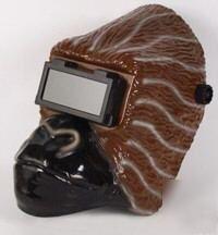 Monkey Flipup Welding Mask Helmet Mig Tig Welder Arc picture