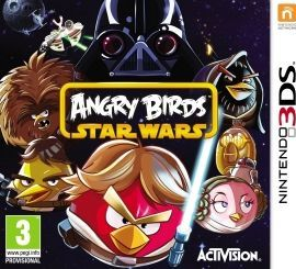 Angry Birds Star Wars Game 3DS May the birds be with you! Join an epic adventure with the Angry Birds in the legendary Star Wars universe! Can you become a Jedi Master and restore freedom to the galaxy? New Multiplayer Modes ndash http://www.comparestoreprices.co.uk/january-2017-6/angry-birds-star-wars-game-3ds.asp
