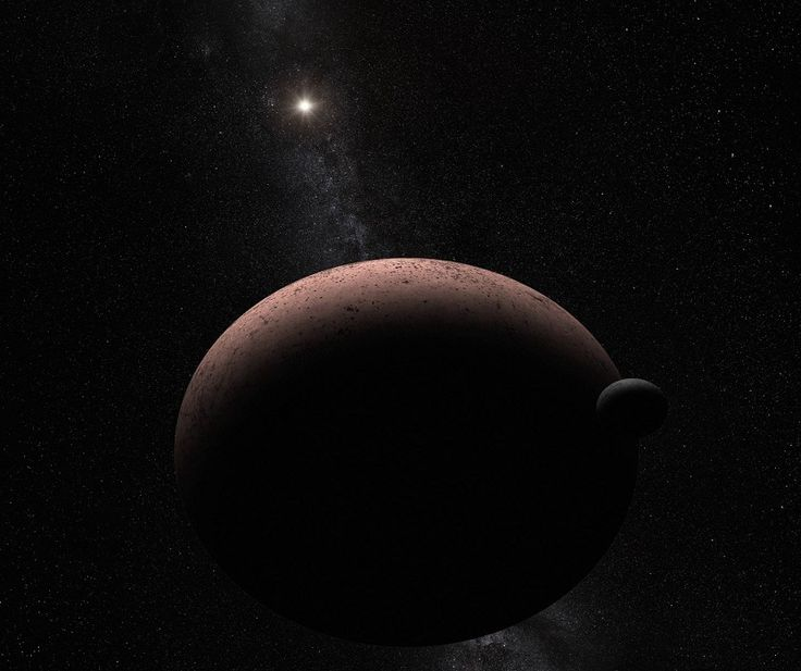 NASA's Hubble Finds Moon Orbiting Icy Dwarf Planet Makemake - http://www.australianetworknews.com/nasas-hubble-finds-moon-orbiting-icy-dwarf-planet-makemake/