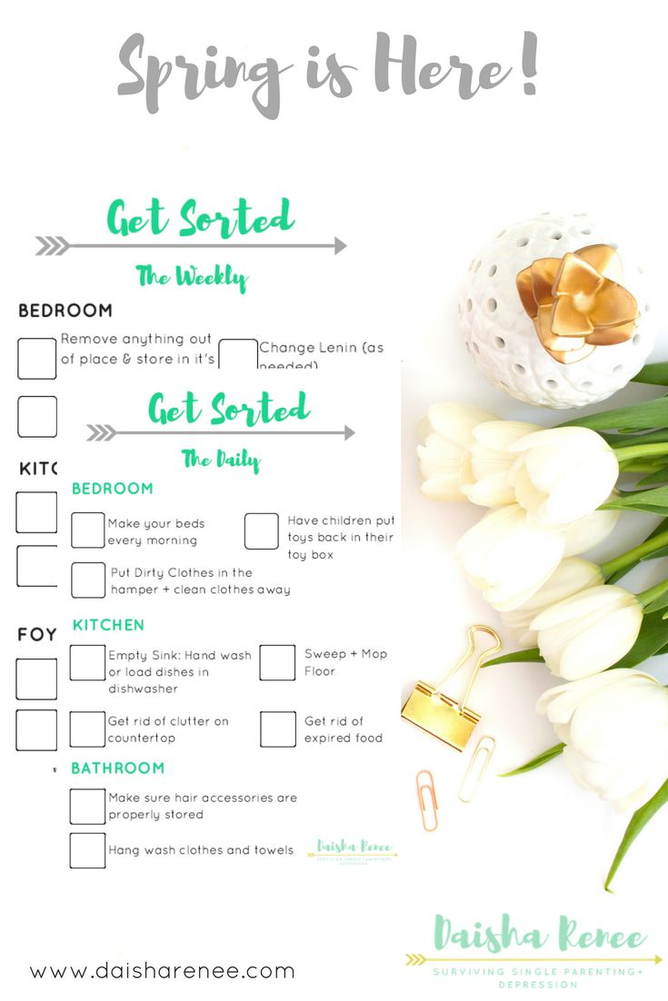 Spring is here! Get your simple guide to a mess free home and be rid of the unessential to give you the stress free life you crave. Let's get started!