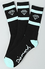 Diamond Supply Socks - Use repcode SMARTCANUCKS for 20% OFF at the checkout on Karmaloop