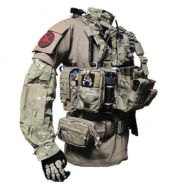 """Instagram: """"Volk tactical gear multicam #tactical #military #army #airsoft #gear"""""""