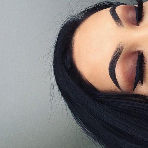 #eyebrows on fleek