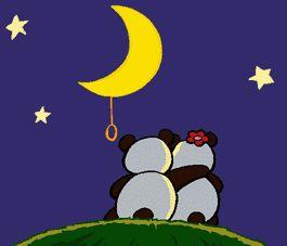 ⋯★⋯Gute Nacht!⋯★⋯ ⋯★⋯Buonanotte⋯★⋯ ~ gesehen bei: Il bauletto dei sogni https://www.facebook.com/ilbaulettodeisogni/