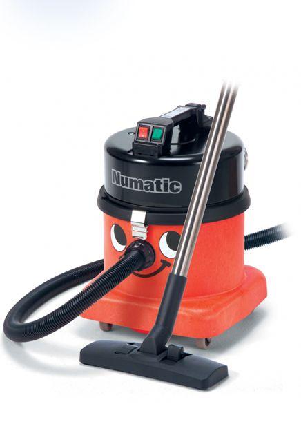 Dry Vacuum NVQ 380: Structural Foam dry vacuum, 2 speeds