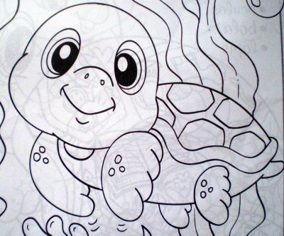 tartaruga-fundo-do-mar-desenho