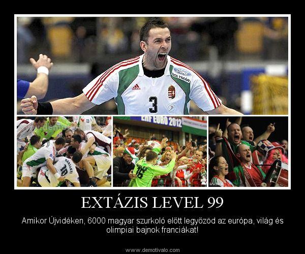 Hungary men's national handball team