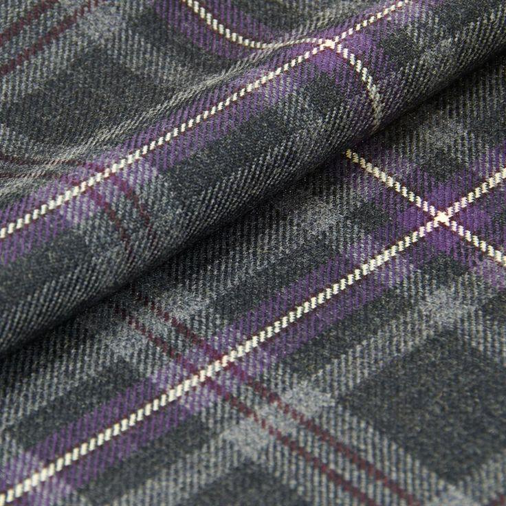 Hebridean Thistle tartan for the lads' kilts