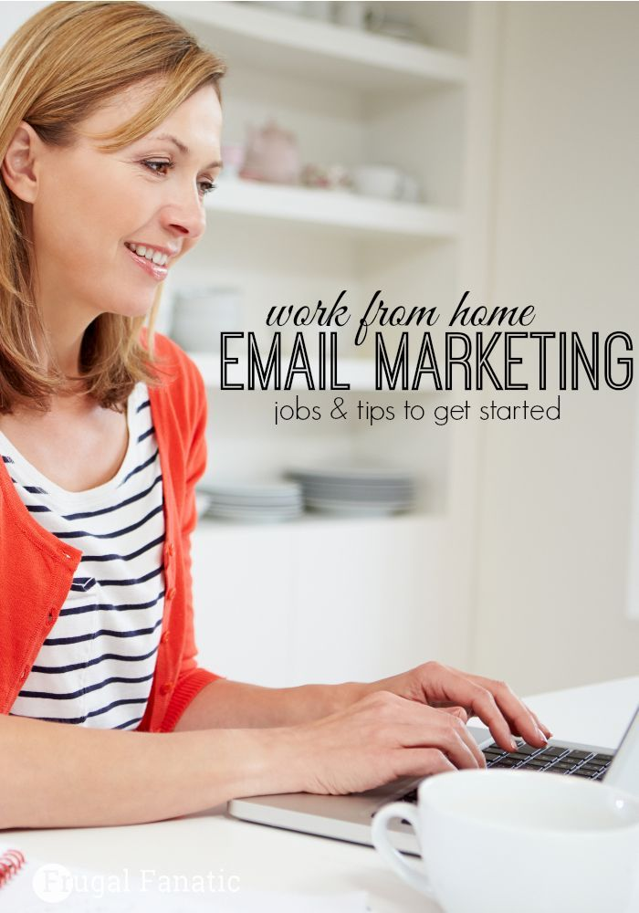 Work From Home Email Marketing Frugal