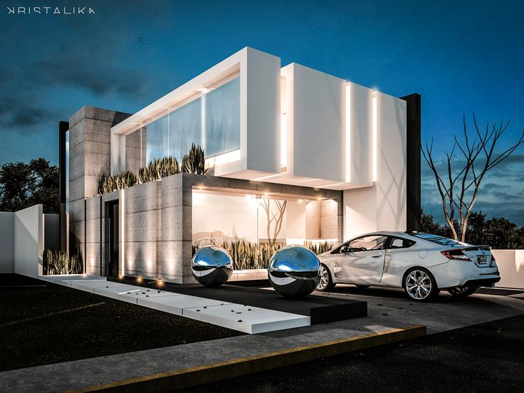 69 HOUSE  #architecture #modern #facade #contemporary #house #design