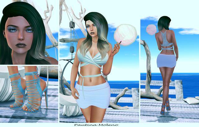 Spiderweb Second Life: LA!LA + Essenz + Avi-Glam