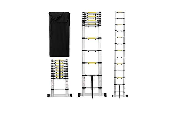 Aluminum Telescoping Extension Ladder