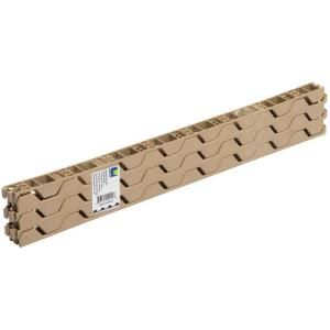 Suntuf 24 in. Horizontal Plastic Closure Strips (6-Pack) 92770 at The Home Depot - Mobile