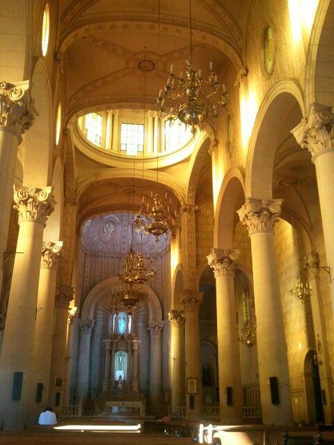 Interior Parroquia de Santiago Apóstol en Silao ...