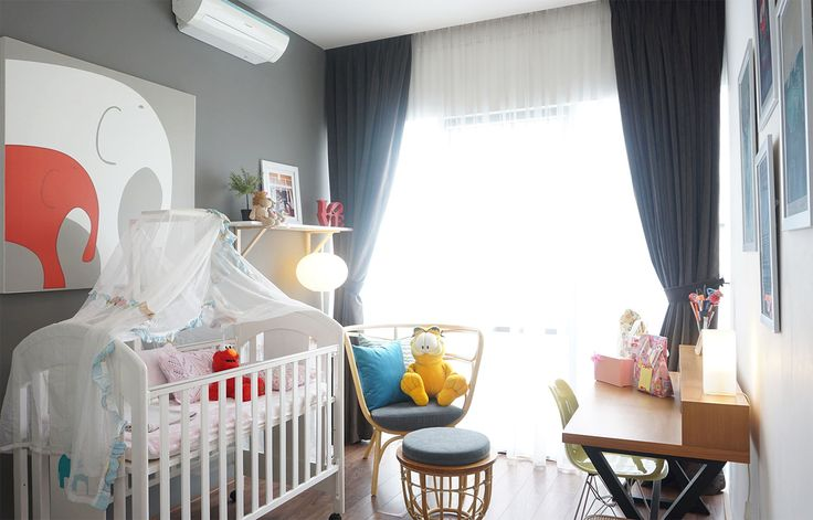 Nursery Room by Vindo Design