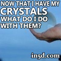 Below is a list of possible ways you could go about choosing a crystal. Remember, just because a crystal is beautiful, and the nicest one of a bunch, doesn't mean that it is the best crystal for you. It is more important to be receptive and allow yourself to be drawn to a stone that will have meaning for you.