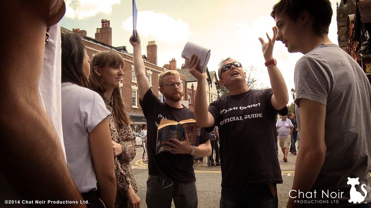 (V)-Is-It Chester at the Chester Film Co-op, August 9th 2014.