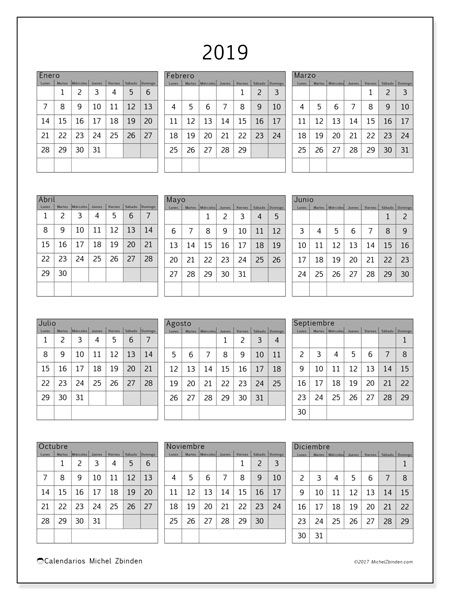 Calendario 2019 37ld Flores Pinterest Halloween