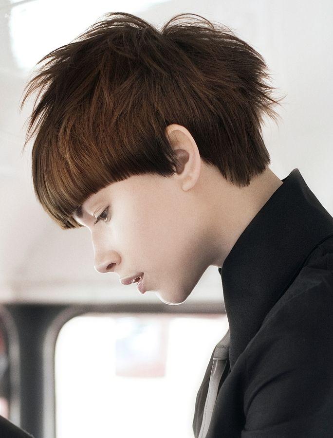 Short Haircut Idea
