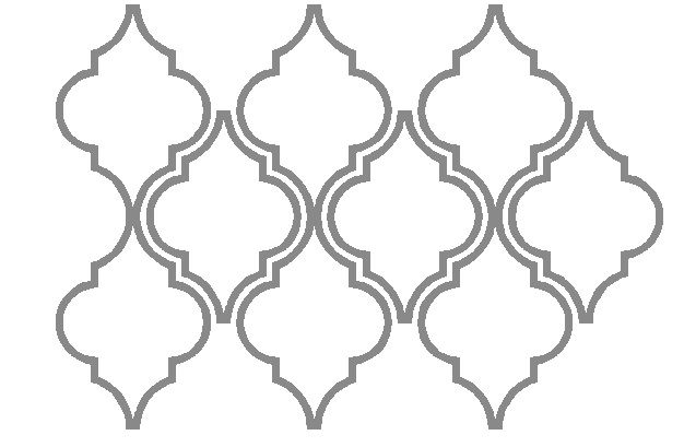 Lady Linda Black - DIY, ideas, inspirations, design, beautiful things,: Moroccan - Marrakech pattern