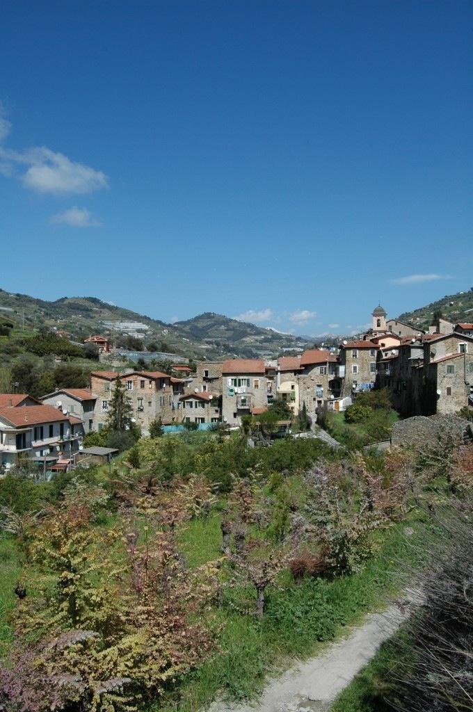 Vallecrosia, centro storico