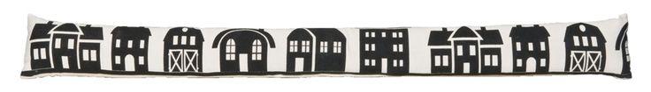 Tochtrol House: houdt de kou buiten de deur! #winter