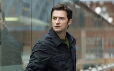 Richard Armitage of BBC's Spooks (here in the USA known as MI-5) yes, I do have a thing for brits
