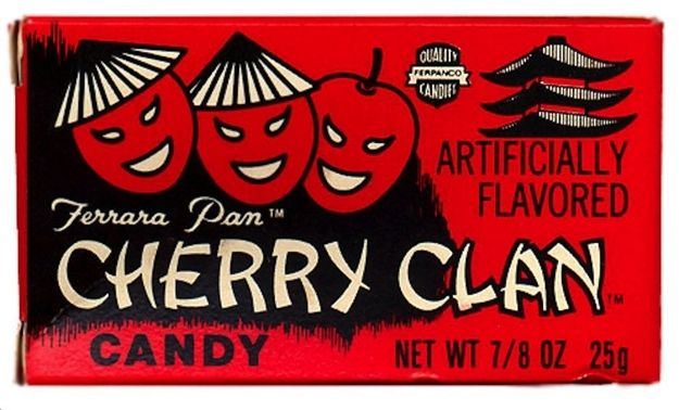 Cherry Clan - I was JUST trying to come up with the name of these less than a week ago with my 14 year old!!