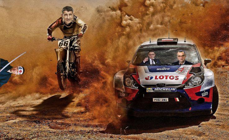 Czech election race 2017/český volební závod 2017