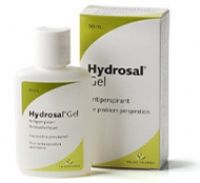 This weeks special is Hydrosal Gel. A new first-line topical gel treatment for excessive sweating. Developed by dermatologists, Hydrosal® is a unique formula combining highly effective aluminum chloride hexahydrate in a proprietary gel base.