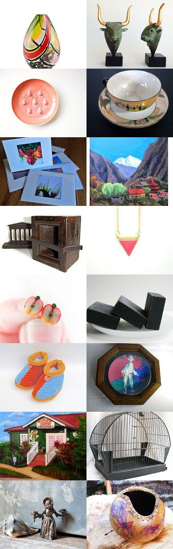 SPRING IS ALMOST HERE..... by Trish Regan ( Ashira ) on Etsy--Pinned with TreasuryPin.com