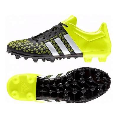 Botines Adidas Ace 15.3 Fg-ag Con Tapones - $ 1.590,00