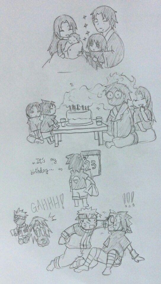 Sasuke Birthday Part1