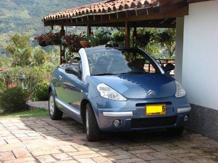 Citroen C3 Pluriel 2007 $41,000,000