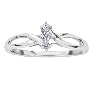 Purity Ring. Really Like this design. Father Son and Holy Spirit- for my Amelia Ann